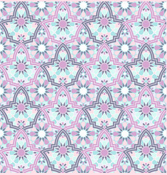 Moroccan patterns vector