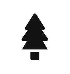 Pine icon vector