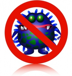 anti virus vector image vector image
