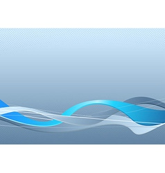 Background with geometrical lines vector image vector image