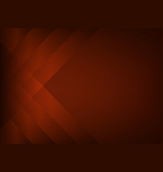abstract dark brown background with strips vector image