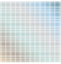 Soft earth tone gridlines contemporary plaid vector