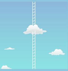 Unlimited dreams visual concept design super tall vector