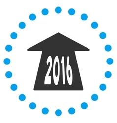 2016 Future Road Icon vector