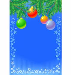 new year holidays background vector image vector image