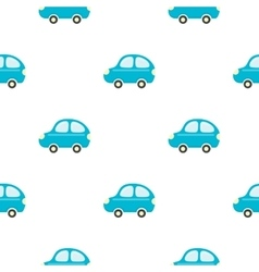 Car toy cartoon icon for web and vector