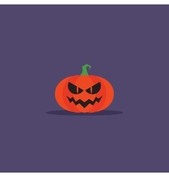 Cartoon halloween object vector image