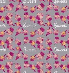 Fruit sweets vector