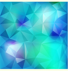 Lowpoly abstract colorful background vector