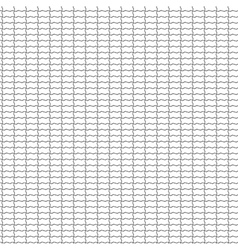 Shaped bricks pattern seamless vector