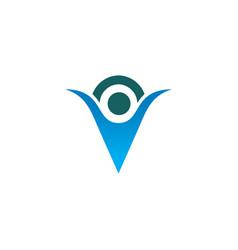 Leadership logo vector