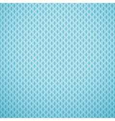 Blue pattern vector image vector image