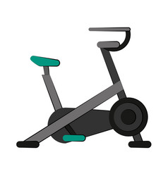 Fitness or sport related icon image vector