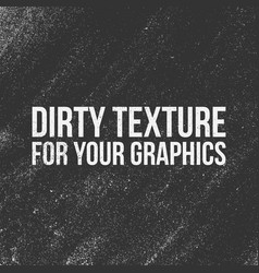dirt texture for your graphics vector image vector image