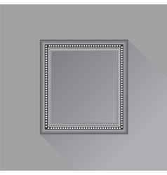Grey Frame vector