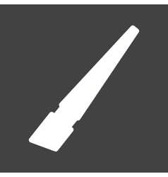 Paintbrush I vector image