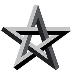 3d star vector