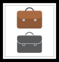 Brown Case Icon vector