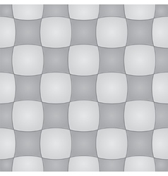 Gray tile seamless pattern background vector image