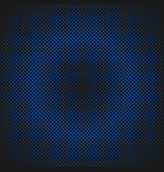 Halftone circle pattern background template vector