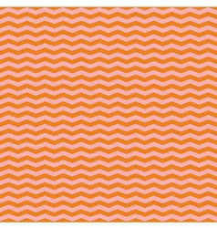 Tile pink and orange zig zag pattern vector image