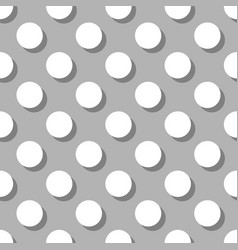 Tile white and grey pattern or background vector