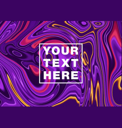 Abstract background in acril paiting style vector