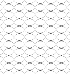 Geometric delicate simple seamless pattern with vector
