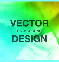 watercolor background bright splash of colors vector image