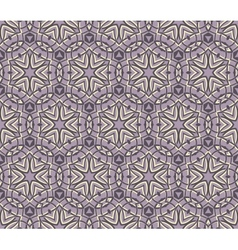 vintage pattern wallpaper seamless background vector image