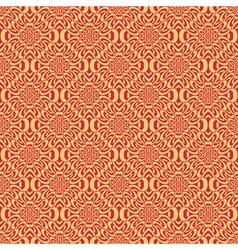 geometric grid vector image vector image