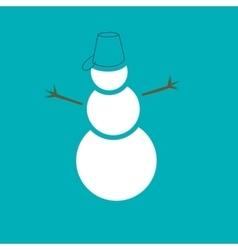 Snowmen Christmas collection vector image