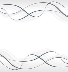 Abstract white backround vector image vector image