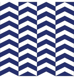 Chevron Geometric seamless pattern vector image vector image