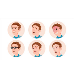 avatar icon man user person trendy image vector image