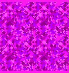 seamless abstract diagonal mosaic pattern vector image