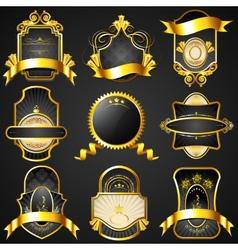 Decorative Golden Frame vector
