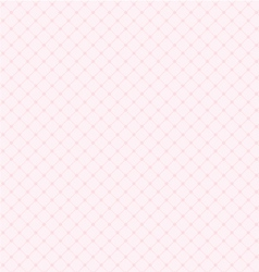Pink seamless abstract geometric pattern in vector
