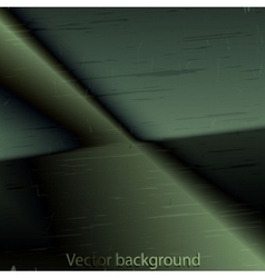 Stylish background with metal texture vector image
