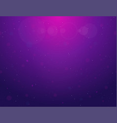 gradient bubbles background vector image