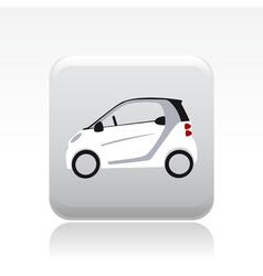 Small car icon vector