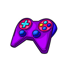 Gaming gamepad cyber sports vector