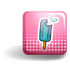 Popsicle vector image