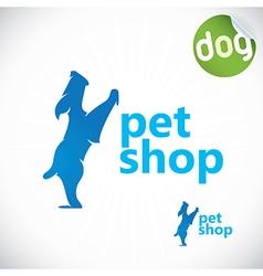 Pet Shop vector image vector image