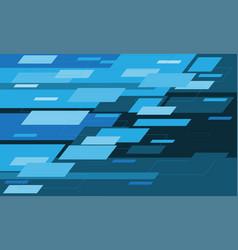 Abstract blue grey motion hi-tech technology vector