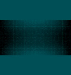 Futuristic digital background hud backdrop vector