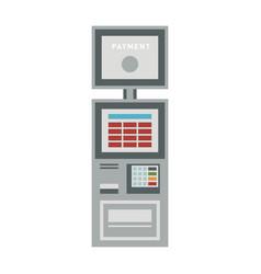 Atm payment terminal vector