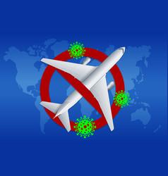 Coronavirus pandemic danger covid-19 vector