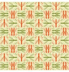 decorative texture vector image