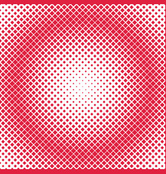 geometrical abstract halftone square pattern vector image